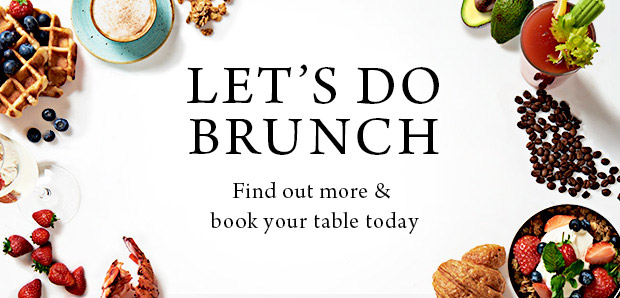 Brunch available at One Kew Road