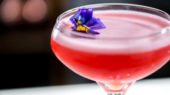 Clover club at One Kew Road